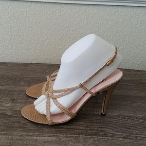 4/10- Jill Stuart Heels size 8.5M